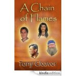 chain of flames