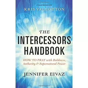 intercessor handbook